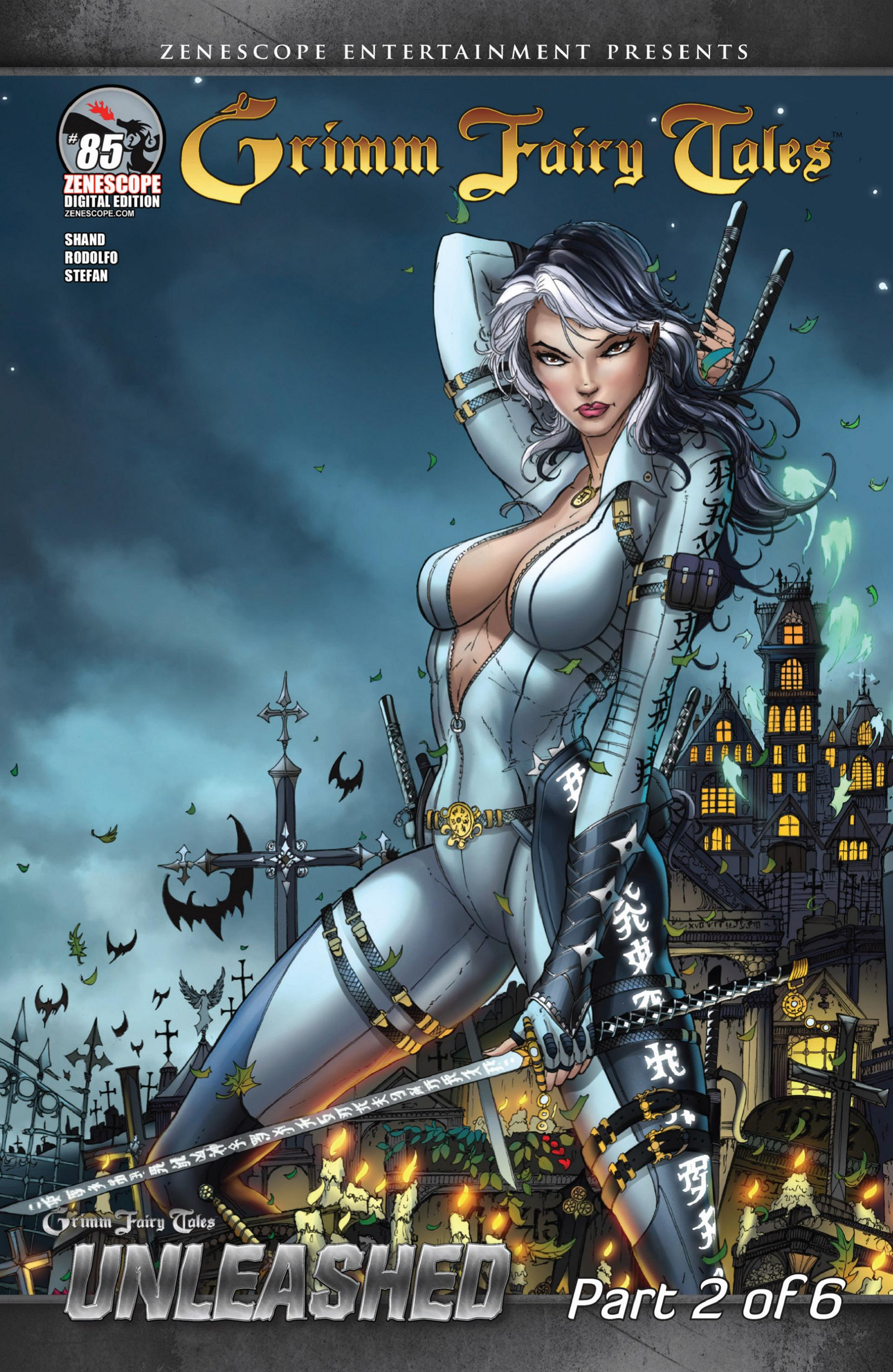 Grimm Fairy Tales (2005) Issue #85 #88 - English 1
