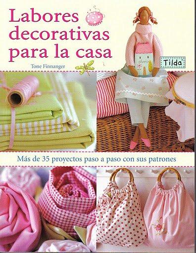 De manualidades para descargar gratis deco revista - Manualidades para decoracion ...