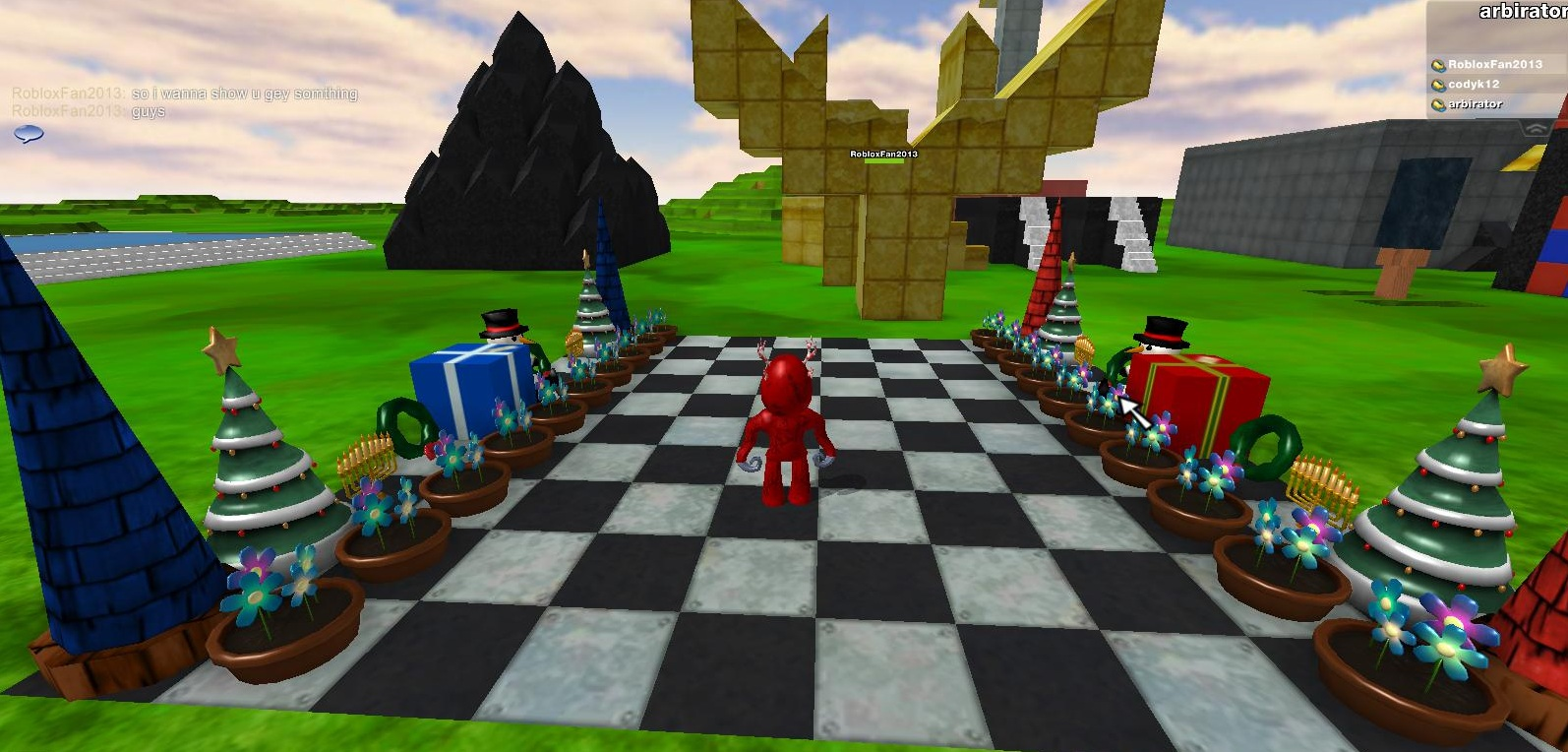 Roblox gear id code list bing images - Visiting One Of The Many Personal Build Servers
