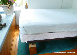 Bed Frame Risers