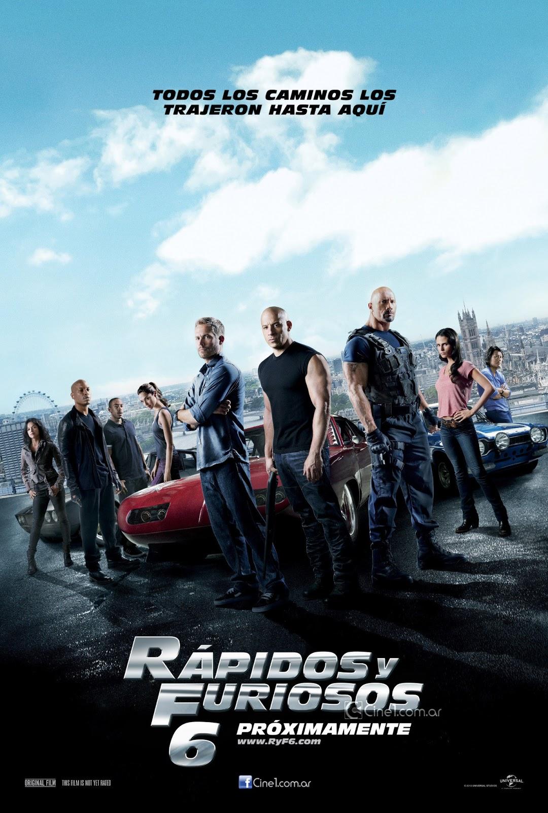 Category: Fast and Furious 6 , Rápidos y Furiosos 6