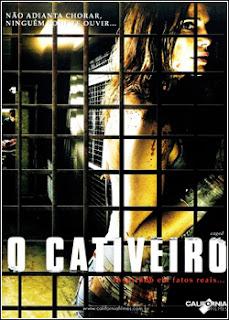 Download - O Cativeiro DVDRip - AVI - Dual Áudio