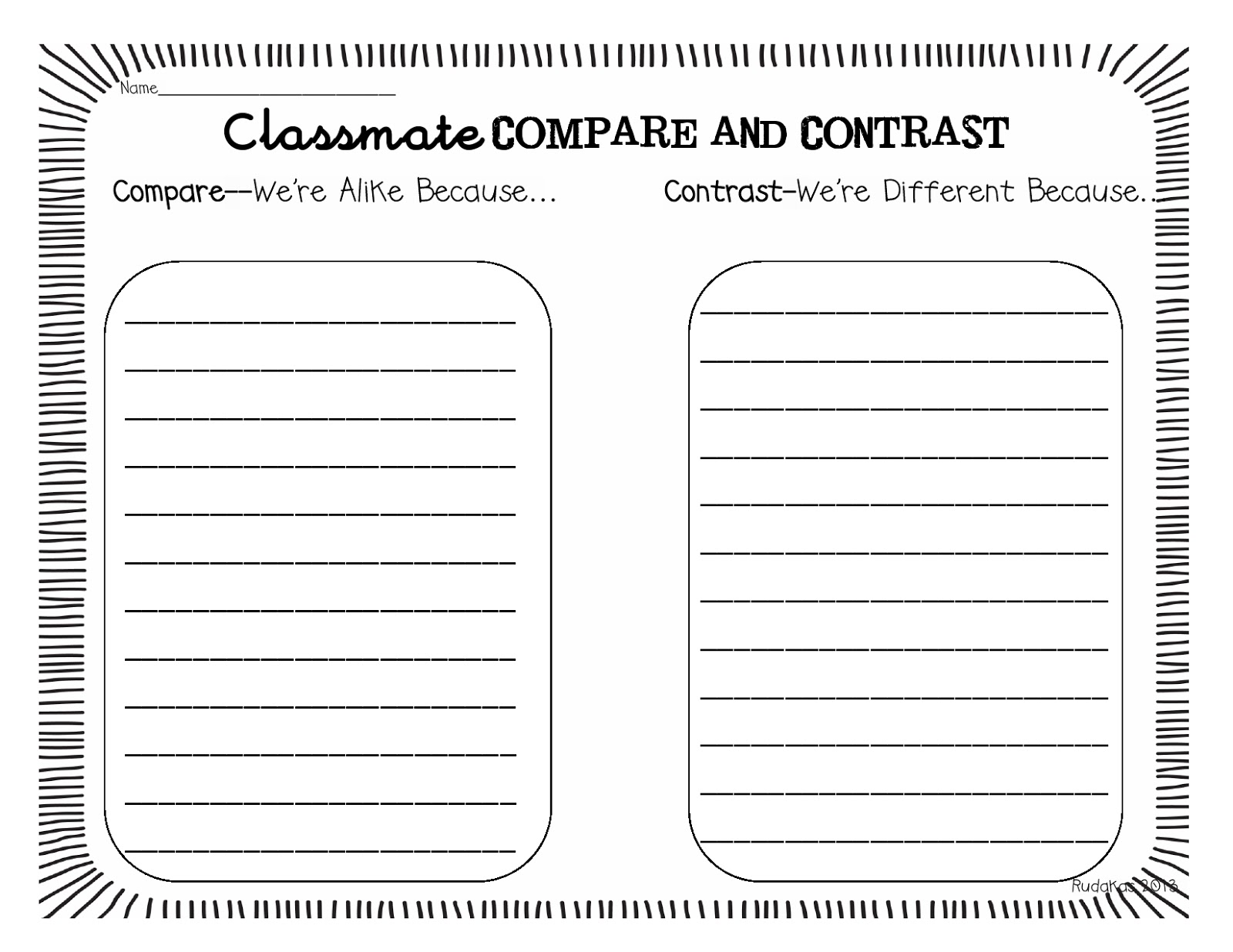 Printables Compare And Contrast Worksheets 4th Grade 1000 images about school on pinterest writing assignments learn more at 2 bp blogspot com
