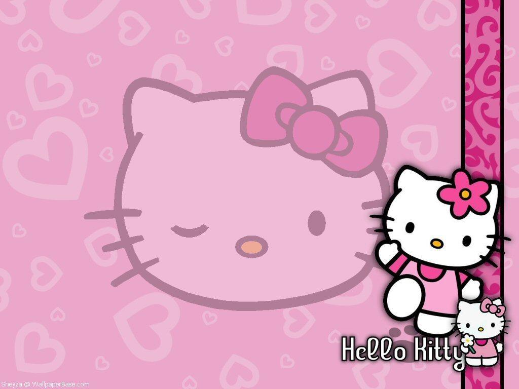 Hello Kitty Wallpaper Cute Hello Kitty Wallpaper