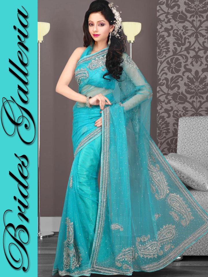 latest sarees and blues designs latest net sarees 2013