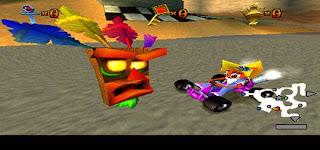 crash tem racing