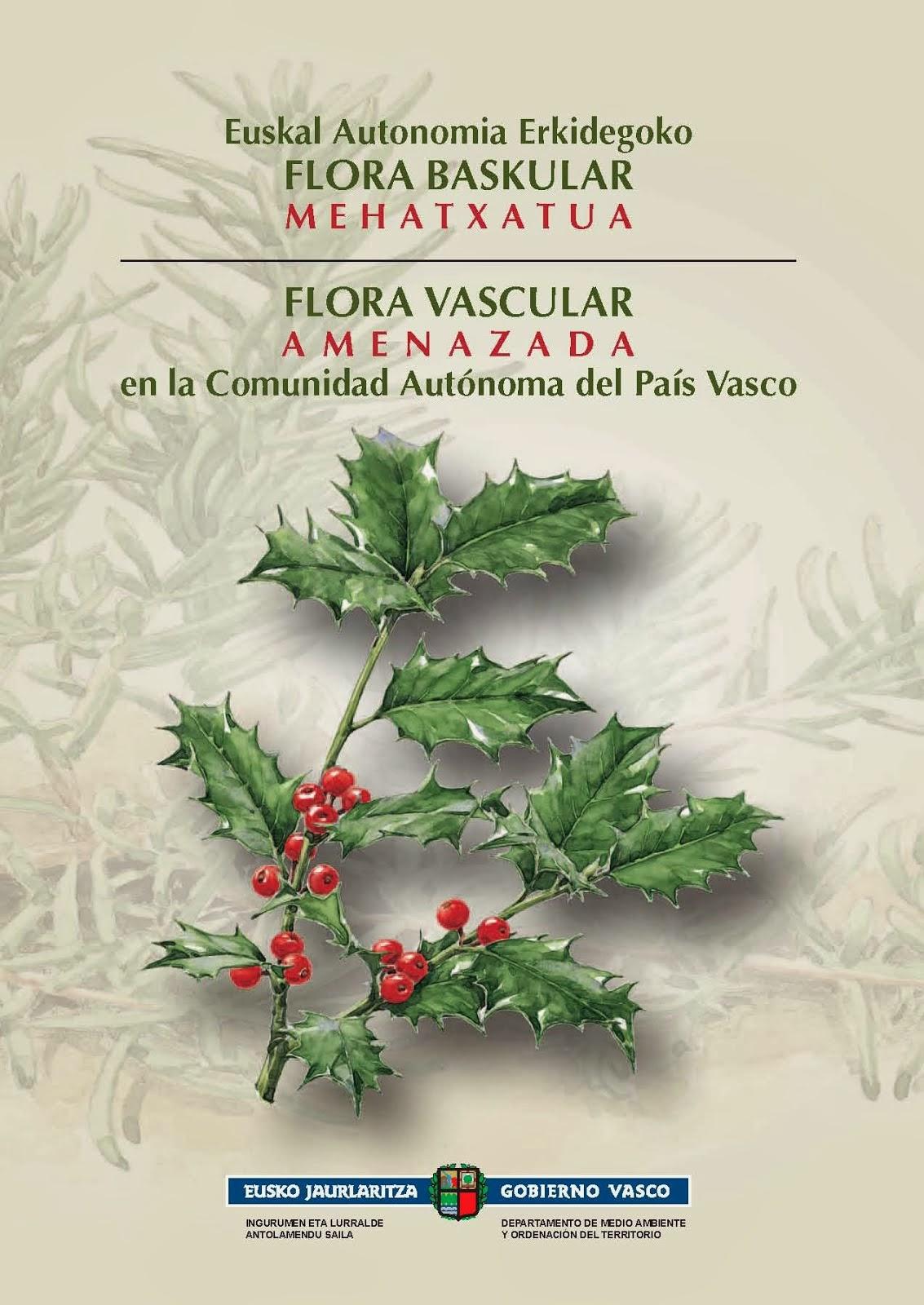 Flora Baskular meatxatuta