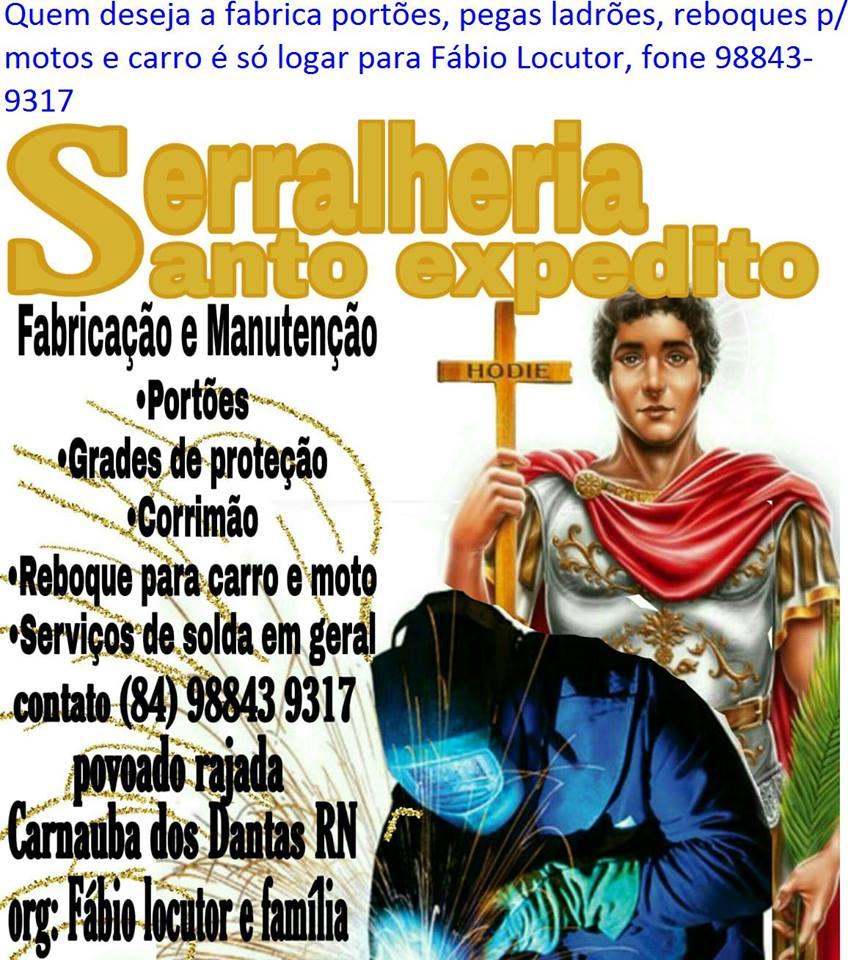 PUBLICIDADE: PORTÕES E REBOQUES FÁBIO LOCUTOR