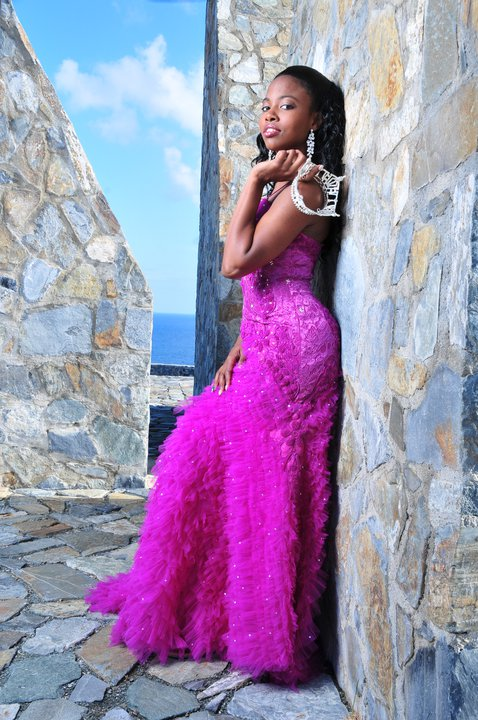 Miss u s virgin islands 2010 remarkable, very