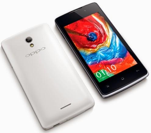 OPPO Joy R1001 Smartphone Android Murah Rp 1 Jutaan