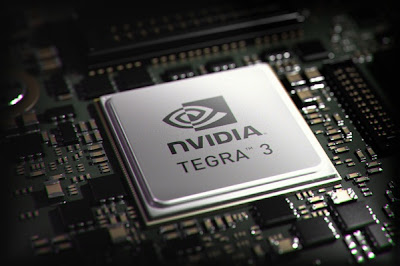 NVIDIA Merilis Processor Mobile Tegra 3