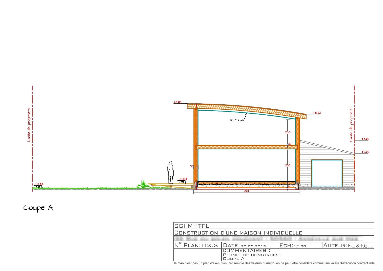 Mon book par pauline g for Permis construire piscine