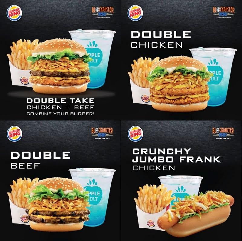 Transformers Burger King Burger King's Blockbuster