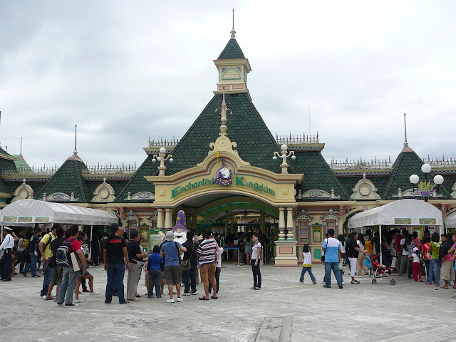 Enchanted Kingdom Gates