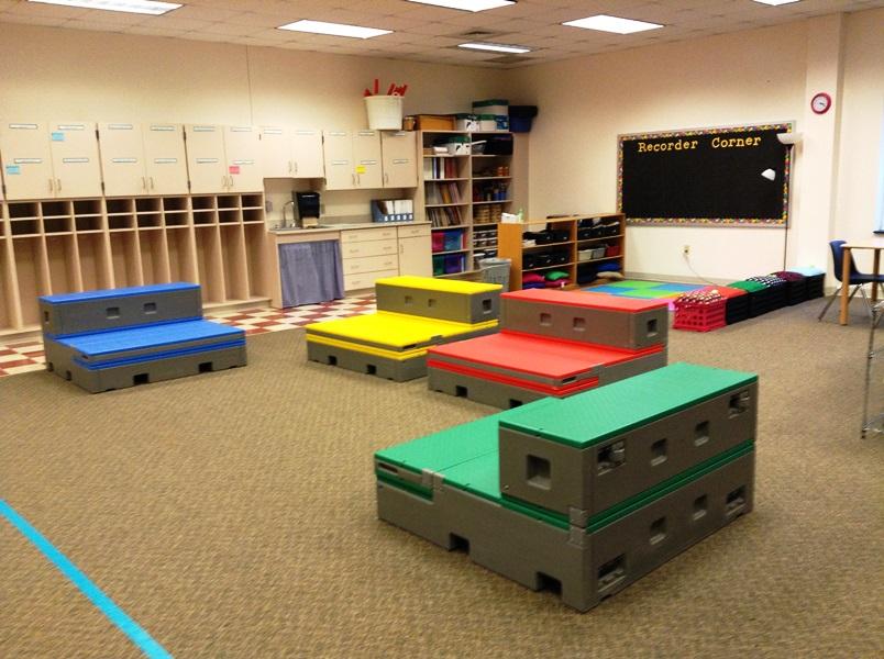 Mrs. Hagood's Music Room: Classroom Tour 2013