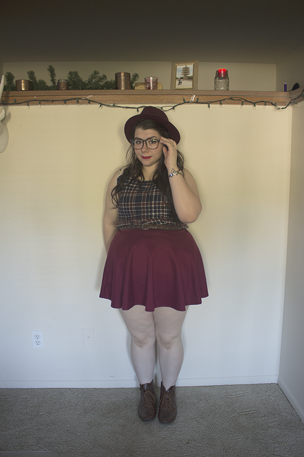 Autumn's Beginning: An Outfit on Katielikeme.com #fashion #fatshion #ootd