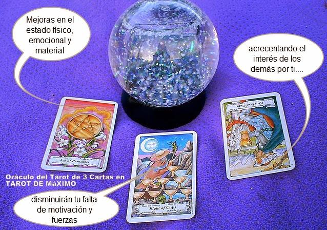 El tarot gratis de lectura de marsella tres cartas - El espejo tarot gratis ...