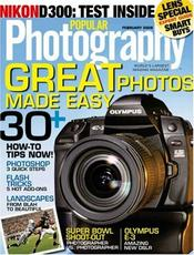 Popular Photography Magazine