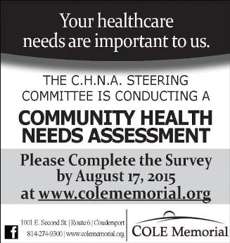 8-17 Community Health Needs Assessment