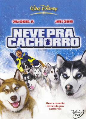 Filme Neve Pra Cachorro   Dublado
