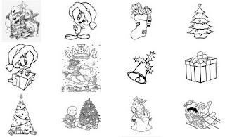Imagens para pintura de natal