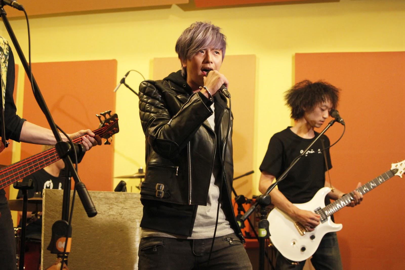 WoWoNews: 黃鴻升「夜王」搖滾熱力全釋放 《漩渦》、《澀谷》震...  黃鴻升「夜王」搖