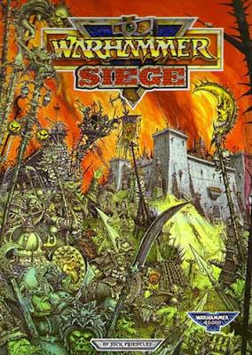 Warhammer Siege de la 3ª Edición de Warhammer Fantasy Battle