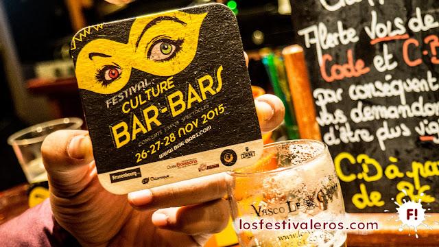 375 bares en todo el territorio francés forman parte del Collectif Culture Bar-Bars. Una vez al año organizan un festival con actividades culturales en los bares durante 3 días.