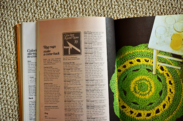 vintage books from Creative Hands knitting, dressmaking, needlecraft