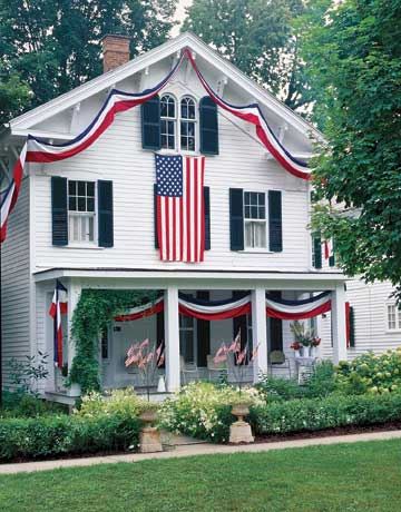 It's A Wannabe Decorator's Life: Happy 4th to You!!!