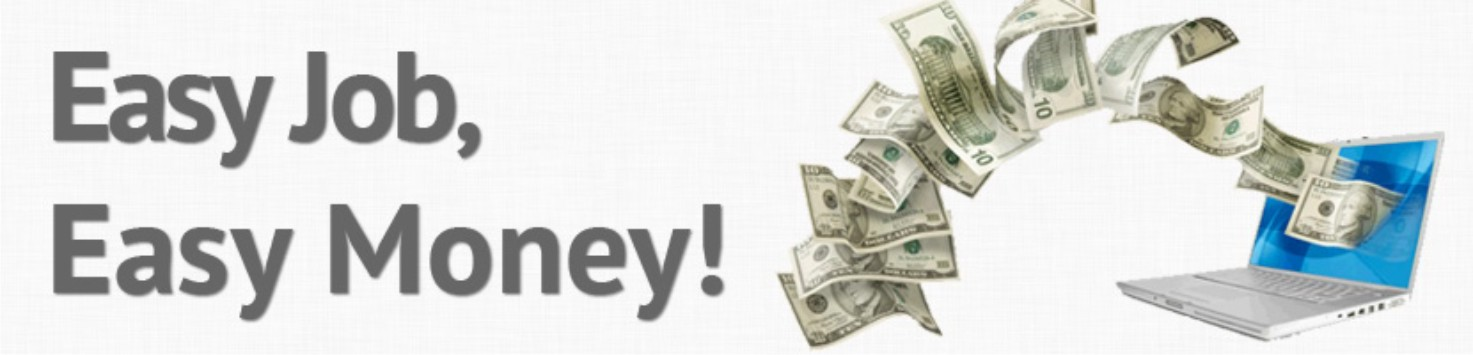 Make money with typing from home