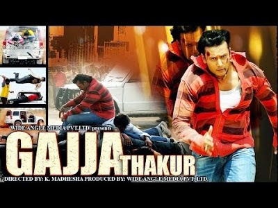 Gaja Thakur (2015) Hindi Dubbed Full Movie
