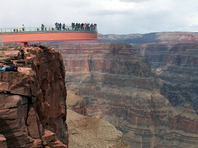 Grand Canyon Skywalk, Arizona, United States