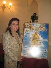 Cartel de Coronación Virgen de Linares 2011