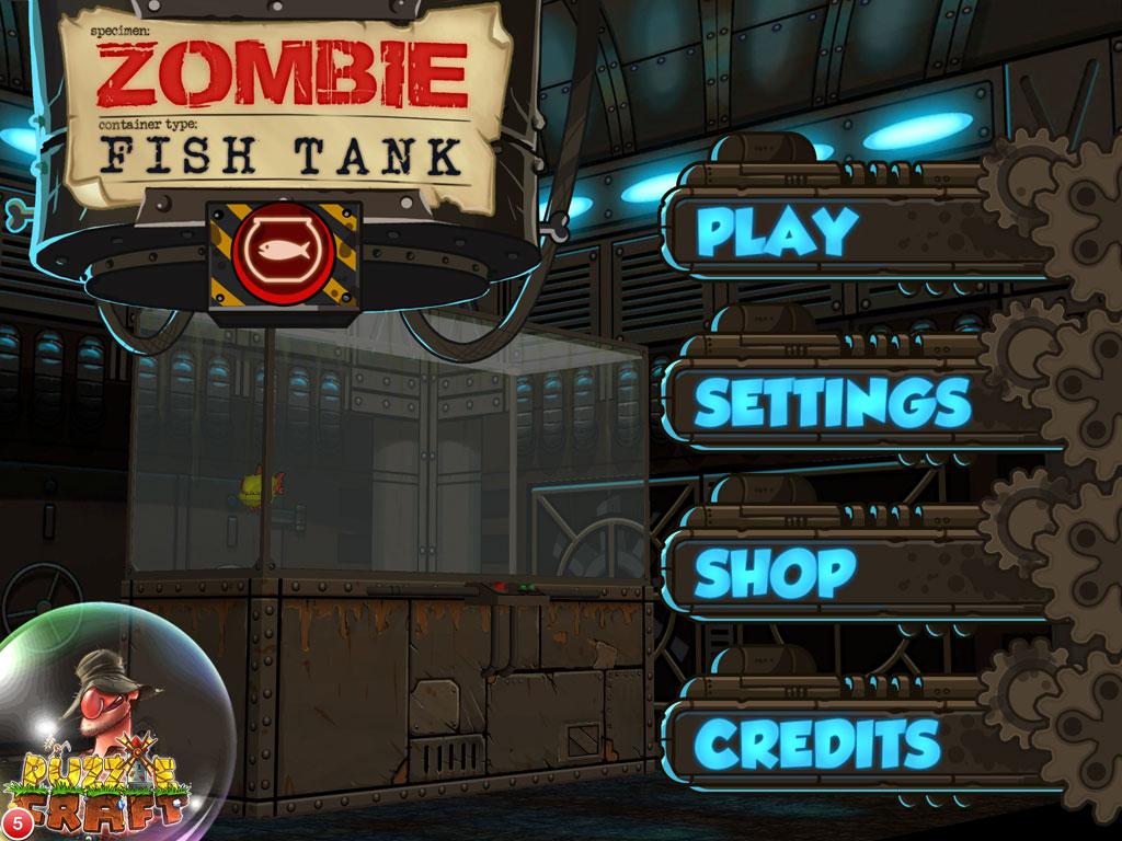 Zombie fish tank v1 0 1 for Zombie fish tank