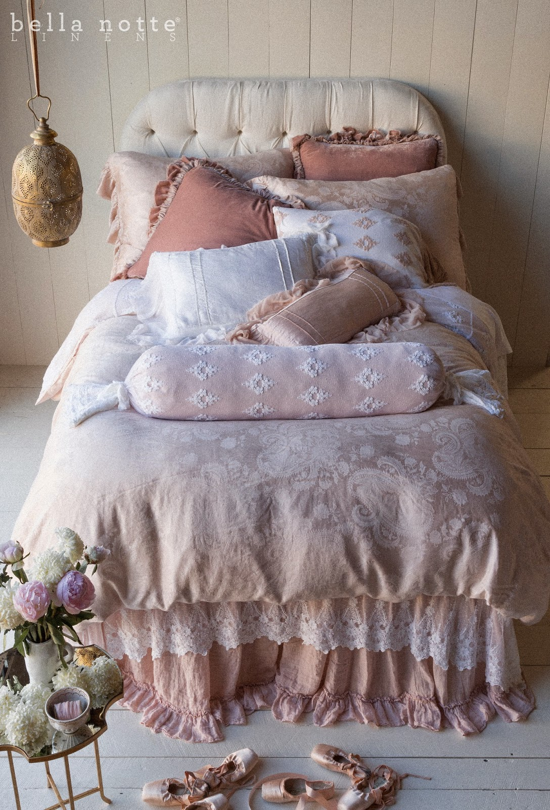 What S New At Annabelles Fine Linens