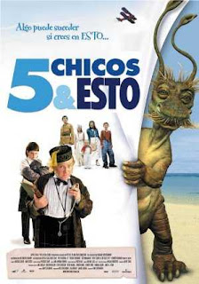 5 Chicos & Esto (Five Children and It) (2006) Español Latino