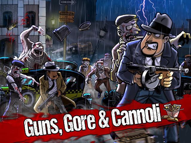 El espectacular Guns, Gore & Cannoli repartirá 'candela' en Xbox One la semana que viene