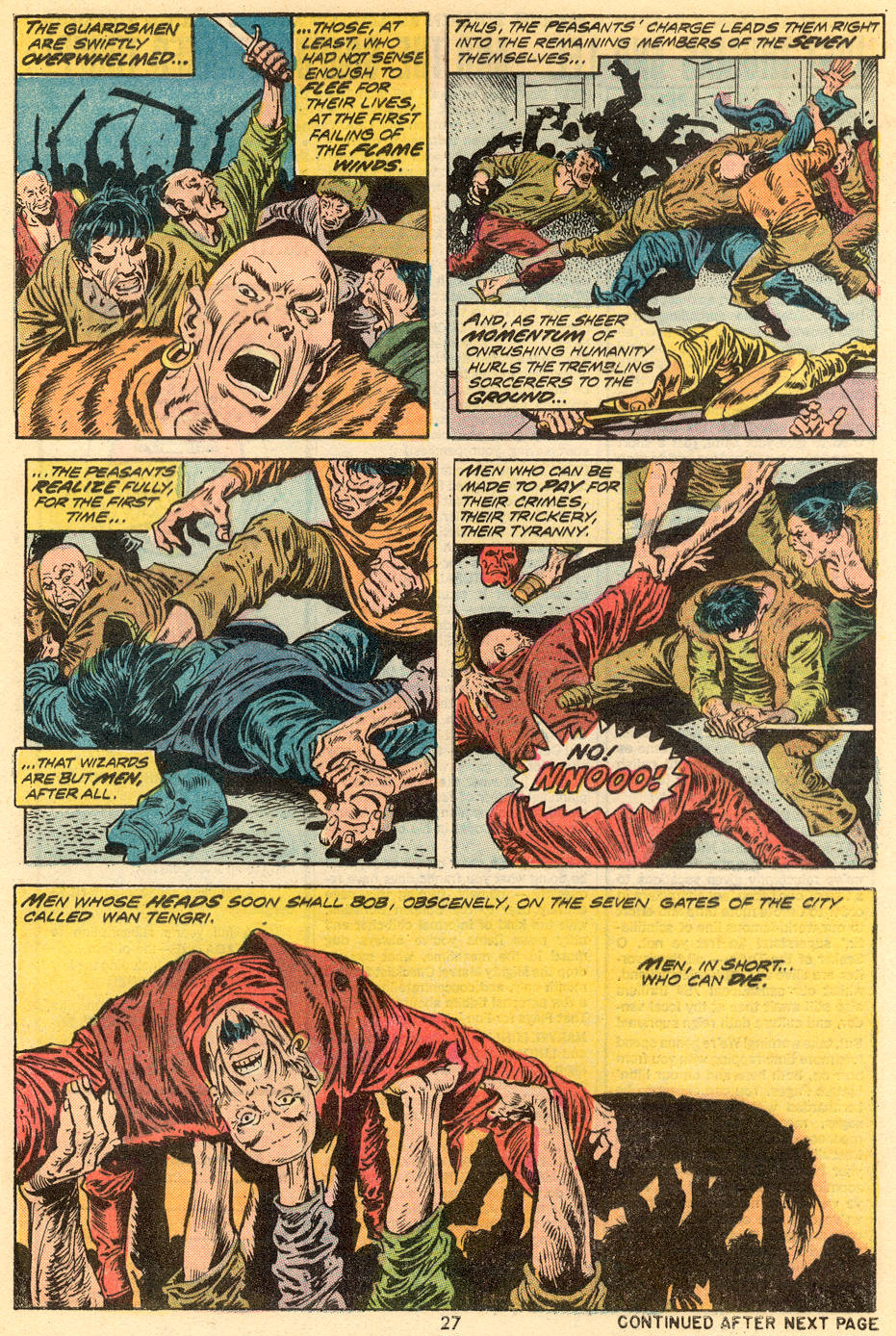 Conan the Barbarian (1970) Issue #34 #46 - English 17