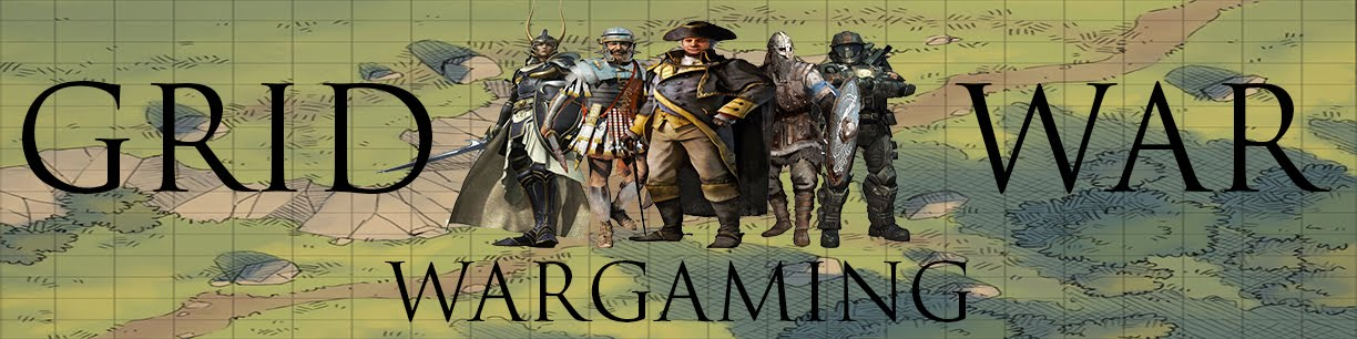 Grid Wargaming