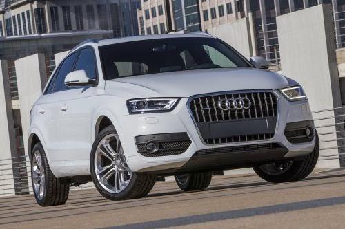 2015 Audi Q3 Release Date