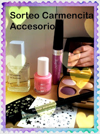 Sorteo blog Carmencita Accesorios