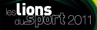 Les lions du sport: votez pour votre sportif/ve préféré(e)!