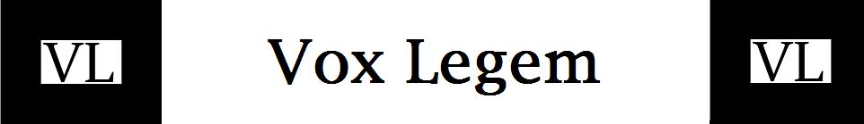 Vox Legem