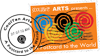 A Postcard to the World Logo