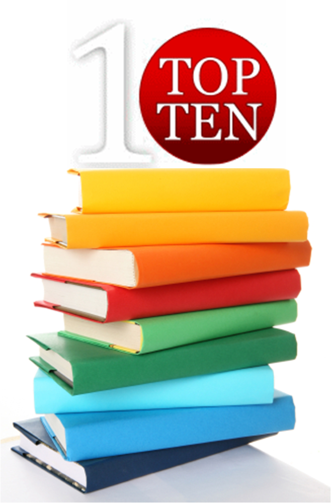 Top 10 CS Books Bought By Students