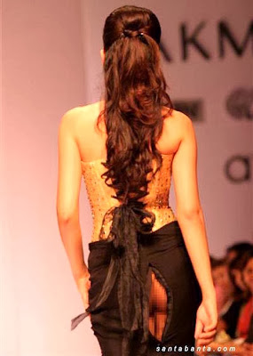 skirt koyak, skirt model koyak, skirt koyak jadi tumpuan, model, lawak,