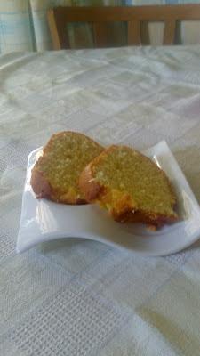 Κλασσικό κέικ με γιαούρτι