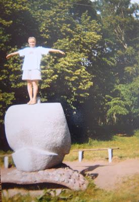Приморск, Россия, памятник, корабль