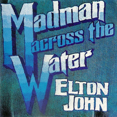 Elton John - Madman Across The Water 1971 (UK, Pop-Rock)